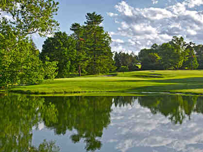 Bellewood Country Club -Round of Golf for Four