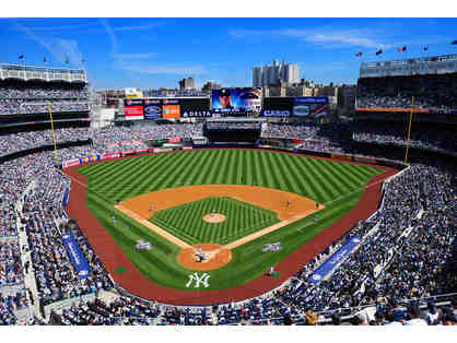 Ultimate Experience at Yankee Stadium