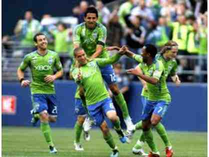 Seattle Sounders- Two Tickets to a Regular Season Game