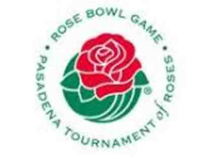 2 Tickets to the 2019 Rose Parade