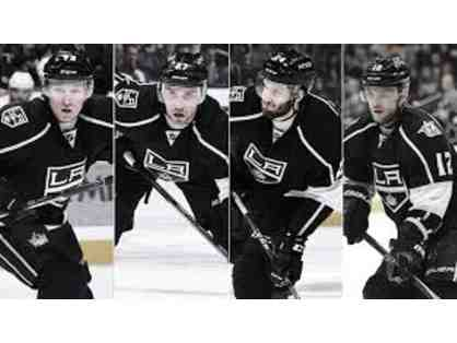 4 VIP Suite Tickets to the LA Kings on 4/2/18 incl. Parking Pass: $1200 value