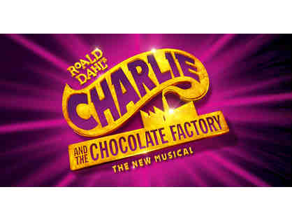 Tickets to Charlie and The Chocolate Factory on Broadway & Basil Twist Pic!