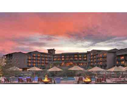 One Night Stay with Breakfast for Two at the Ritz-Carlton, Dove Mountain