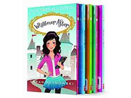 Book Series- Whatever After- 11 books