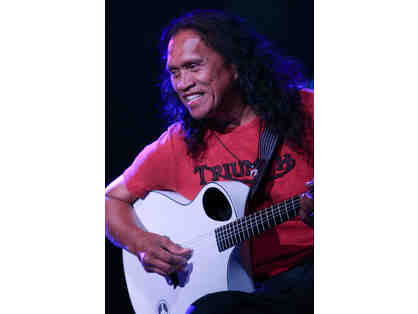HENRY KAPONO ME & MY GUITAR PRIVATE SOLO ACOUSTIC CONCERT