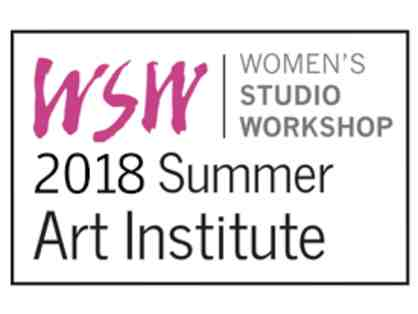 Women's Studio Workshop Summer Art Institute