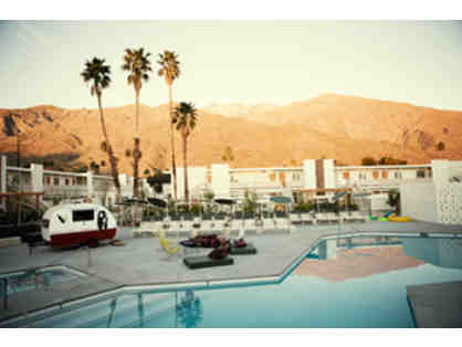 Ace Hotel Palm Springs Two Night Stay