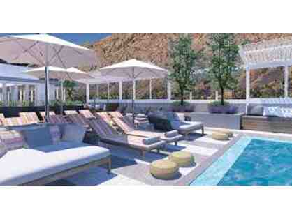 Kimpton Rowan Hotel Palm Springs - 2 Night Stay