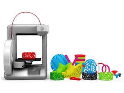 NEW 3 D CUBE PRINTER - Have Fun in 3-D!