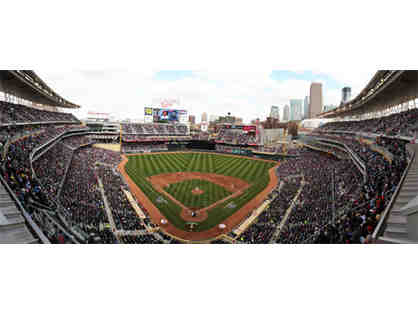 Twins Legends Club Baseball Tickets