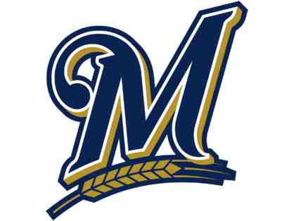Four Milwaukee Brewers tickets