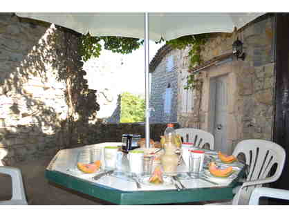 1 week house rental in Southern France
