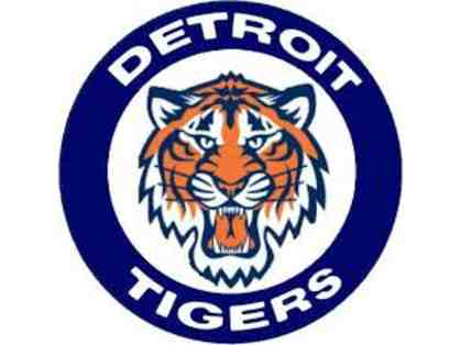 Four Tickets to a Detroit Tigers Home Game