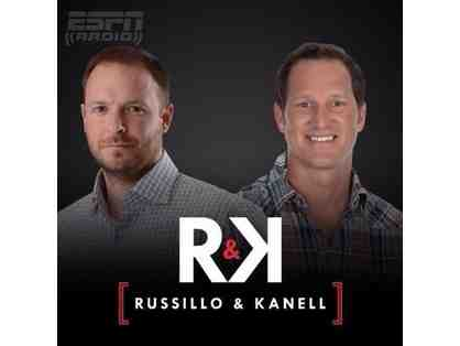 Visit the ESPN Campus & Spend the Day with Russillo and Kanell