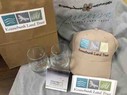 "Kennebunk Land Trust ""Swag"" Bag with $100 Donation"