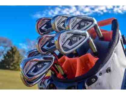 Wilson Staff C300 Irons - Steel