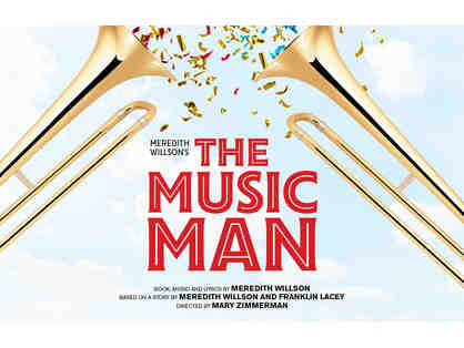 Goodman Theater 2 Tixs MUSIC MAN! and One Night @ Westin Hotel in Chicago