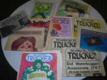 Classic 1970s: Westport Trucker, Rolling Stone, and More 12 Items Total