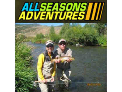 Half-day Guided Fly Fishing
