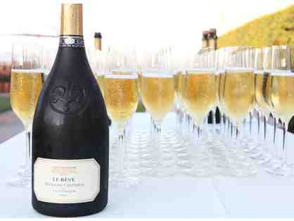 1 Year Membership in Chateau Society Wine Club, Domaine Carneros, Napa