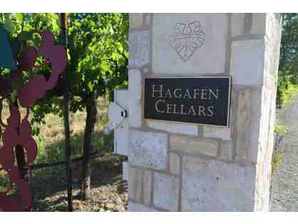 """Choose Your Own Adventure"" & Case of Lake County Riesling, Hagafen Cellars, Napa"