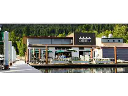 Floating Restaurant ~ $100 gift certificate