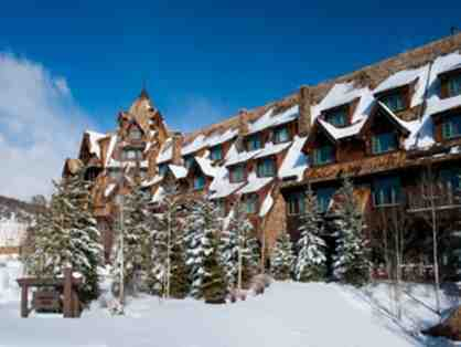 Getaway Package Winter: 2 Nights Lodging for 2 at Vail Property in Colorado or Utah