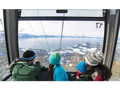 Single Day Scenic Gondola Ride (Heavenly Only & Winter Only)