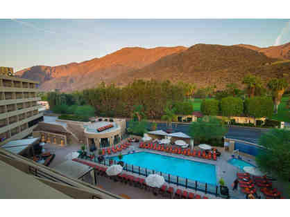 4 days, 3 nights in a Deluxe Suite at Hyatt Palm Springs