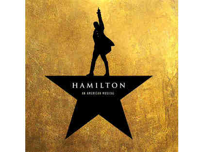 Two Tickets to Hamilton on Broadway & $650 Delta Vouchers