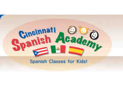 Spanish Classes for 22 weeks (1 class per week 2019-20 school year)