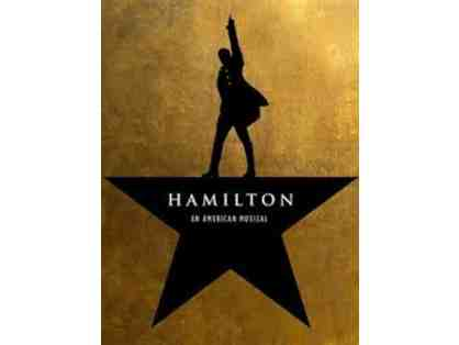 The Ultimate San Francisco Date Night --- HAMILTON!