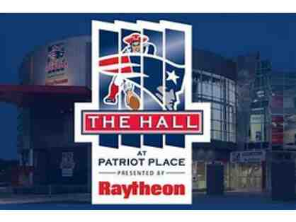 A Day at Patriot Place! - NE Patriots Hall of Fame & 5W!TS