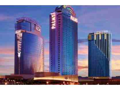"3 Day-2 Night Stay at Palms Fantasy Tower ""Executive"" Suite & Dinner at Scotch 80 Prime!"