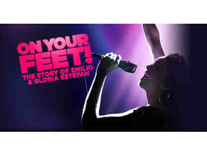 On Your Feet, the Gloria Estefan Musical with two night stay at The Renaissance Providence