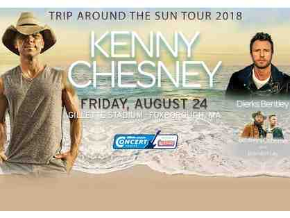 Kenny Chesney Package