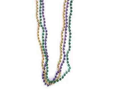"Three (3) bead strands for the ""Heads or Tails"" bead game - BUY AHEAD OF TIME"