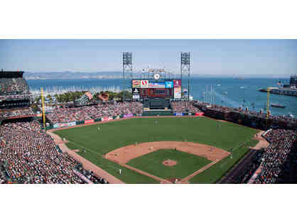 San Francisco Giants Ultimate Experience for 4: Tickets, Four Seasons, Hotel Nikko + more!