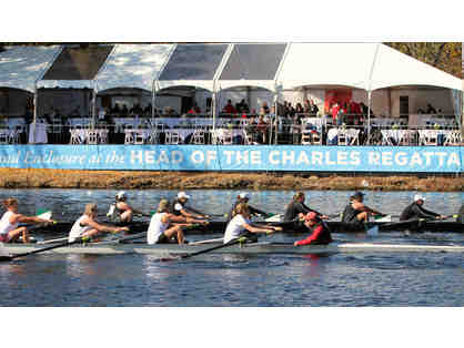 (2) Tickets to Head of the Charles 2017- Eliot Bridge Enclosure