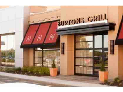 $50 Burton's Grill Gift Card