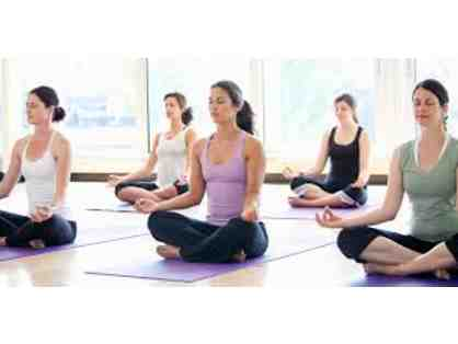 5 YOGA CLASSES AT ABT YOGA IN TOPSFIELD, MA