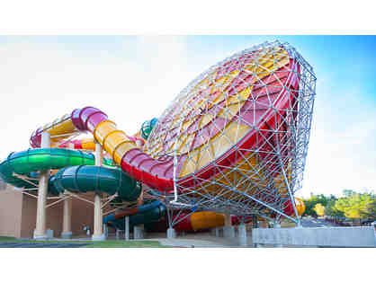 GREAT WOLF LODGE - FITCHBURG, MA - 5 WATER PARK PASSES