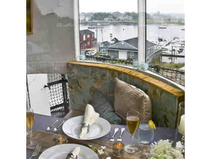 ROMANTIC DINNER FOR TWO AT TOP OF NEWBURYPORT LIGHTHOUSE
