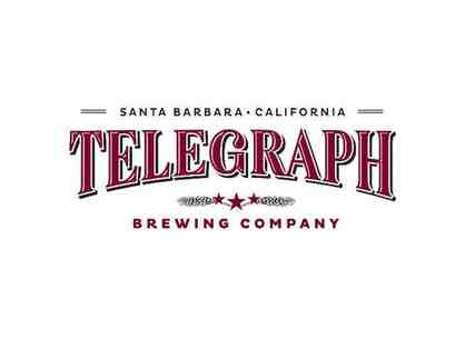 Telegraph Brewing Company- Private Brewery Tour and Tasting for 8 people