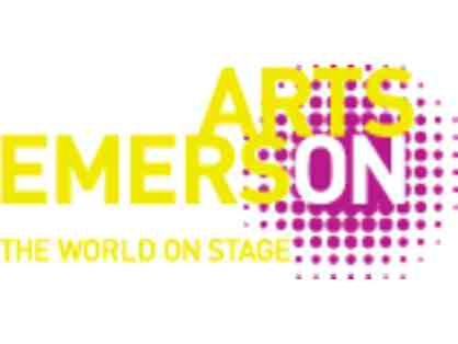 Arts Emerson - Membership + 2 Complimentary Tickets