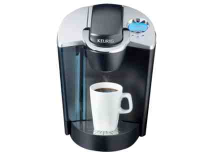 Kuerig K65 Special Edition Brewing System plus 4 cases of K-Cups