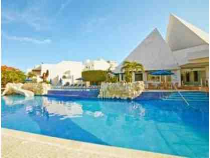 Sunset Marina Resort and Yacht Club - 5 Day Stay for 2 Adults/2 Kids in Cancun