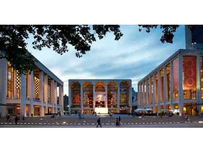 2 Tickets to a Lincoln Center or Carnegie Hall Concert!