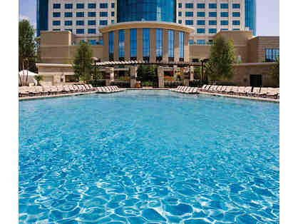 An Exciting Foxwoods Resort Excursion for Two
