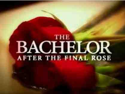 The Bachelor, After the Final Rose - Two VIP Tickets